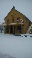 snowy general store