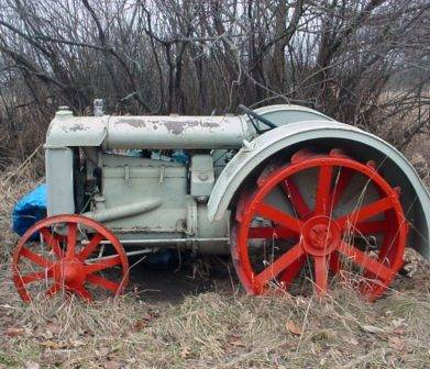 fordson f tractor