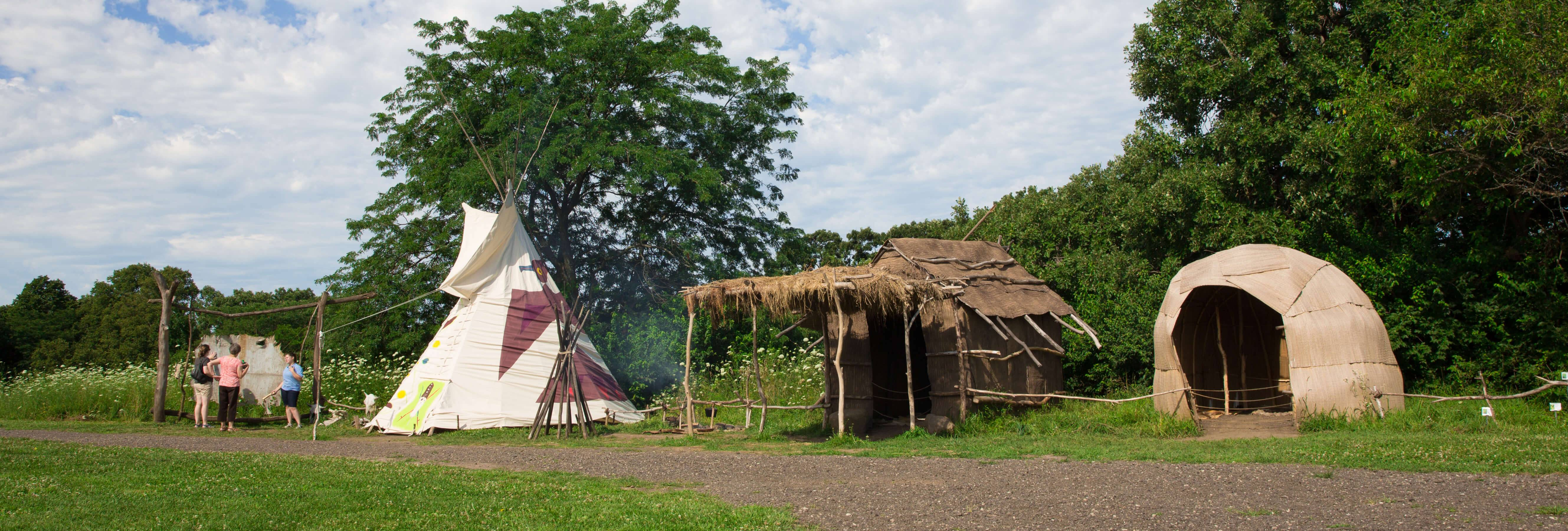 Remarkable 1700 Ioway Indian Farm Living History Farms Urbandale Best Image Libraries Weasiibadanjobscom