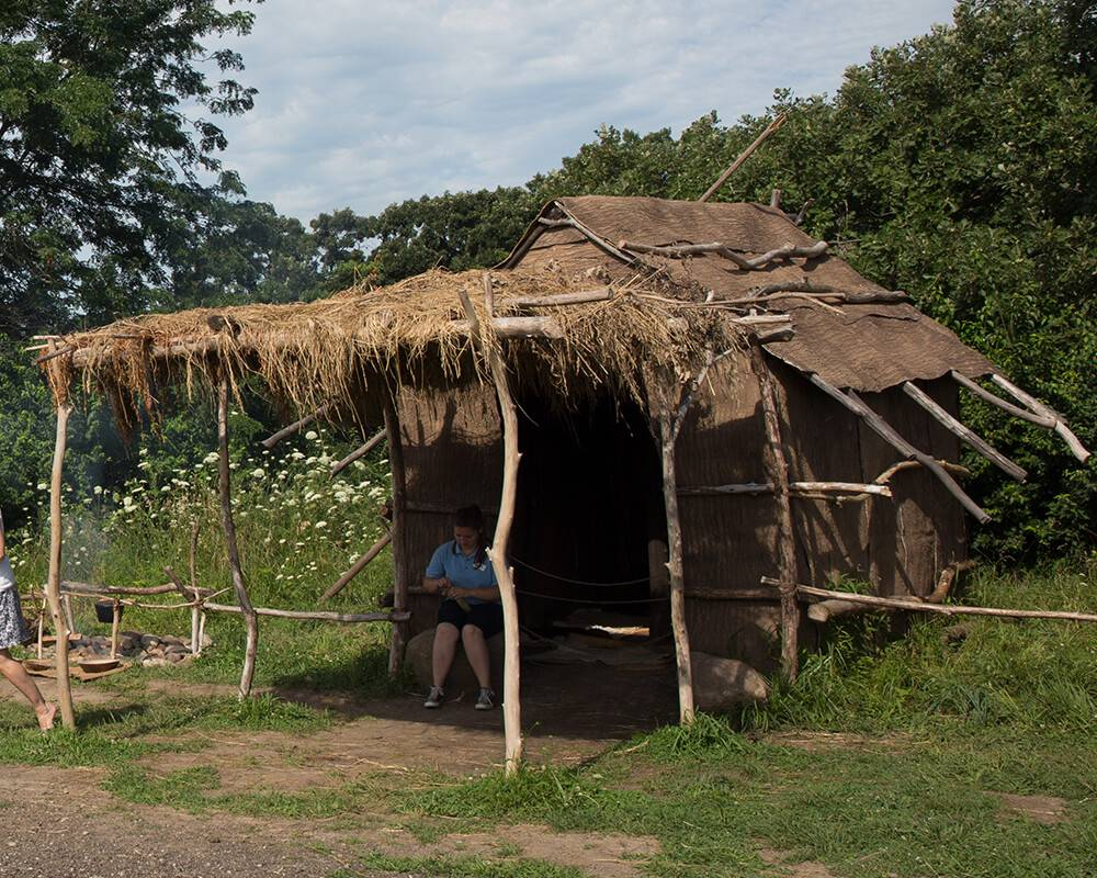 Awe Inspiring 1700 Ioway Indian Farm Living History Farms Urbandale Best Image Libraries Weasiibadanjobscom