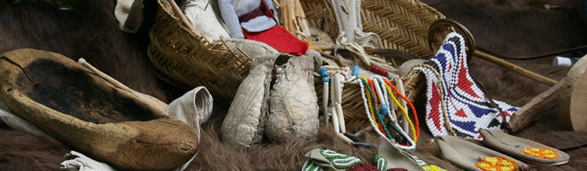 handmade dolls, shoes, accessories from the 1700 Ioway Farm