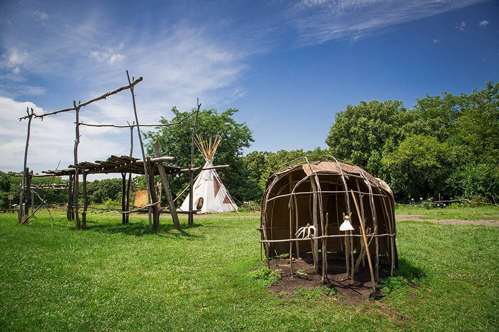 Stupendous 1700 Ioway Indian Farm Living History Farms Urbandale Best Image Libraries Weasiibadanjobscom