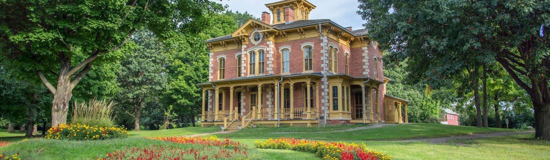 flynn mansion
