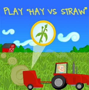 Play Hay vs Straw
