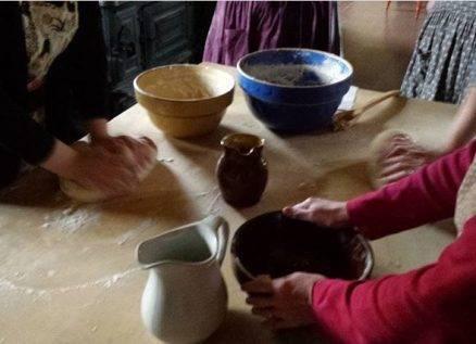 cooking in tangen kitchen