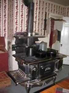 1900 stove