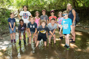 summer camp group