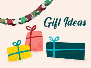 gift ideas graphic